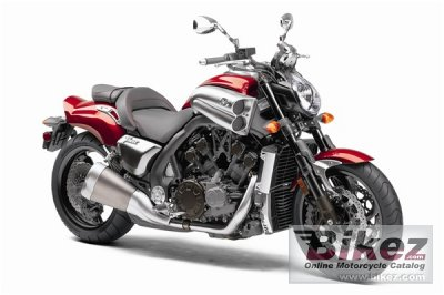 2010 Yamaha VMAX photo