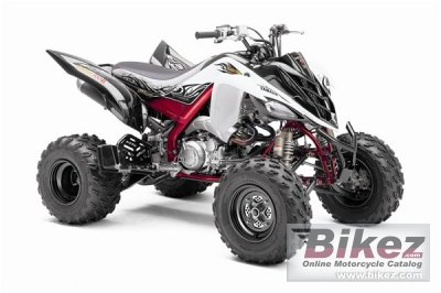 2010 Yamaha Raptor 700R SE photo