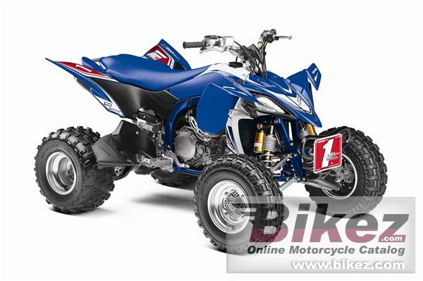 Big Yamaha yfz450x bill ballance edition picture and wallpaper from Bikez.com