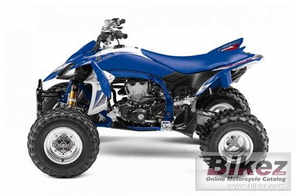 2010 Yamaha YFZ450X Bill Ballance Edition