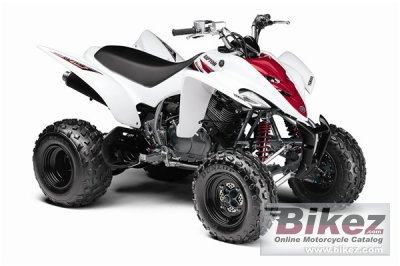 2010 Yamaha Raptor 350 photo
