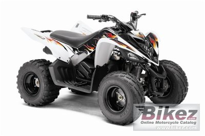 2010 Yamaha Raptor 90 photo