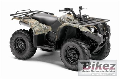 2010 Yamaha Grizzly 450 Auto 4x4 IRS photo