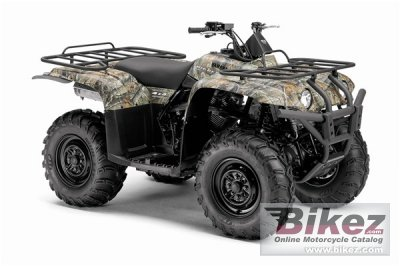2010 Yamaha Big Bear 400 4x4 IRS photo
