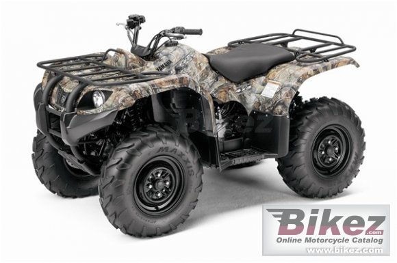2010 Yamaha Grizzly 350 Auto. 4x4 IRS