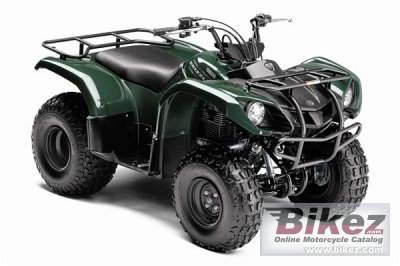 2010 Yamaha Grizzly 125 Automatic photo