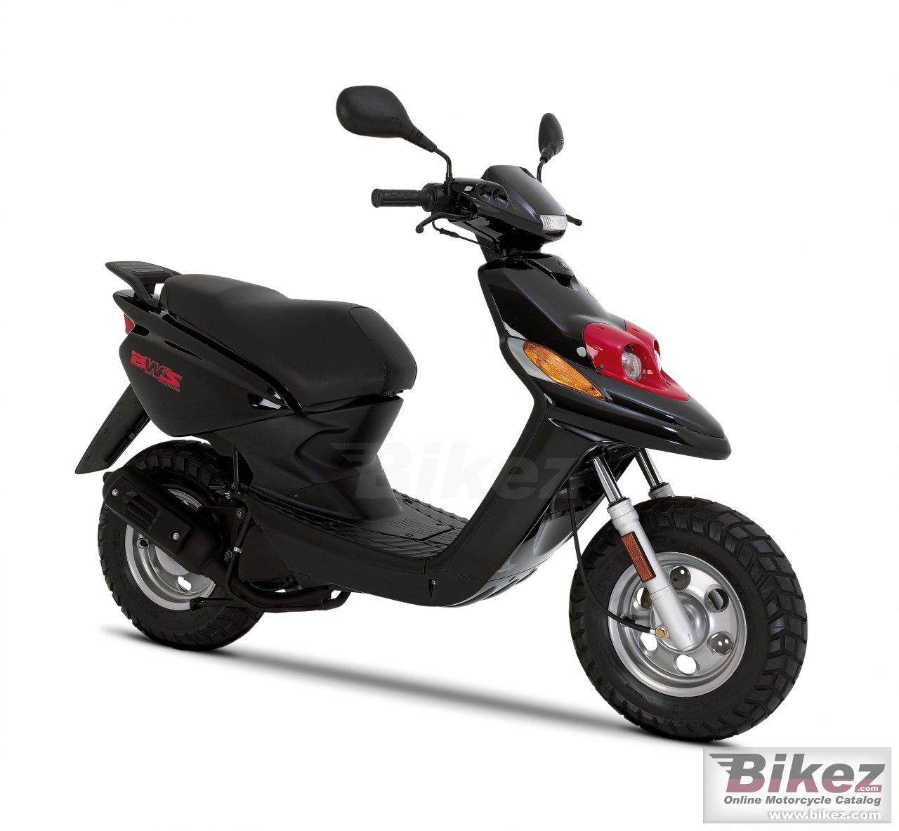 Yamaha bws next generation