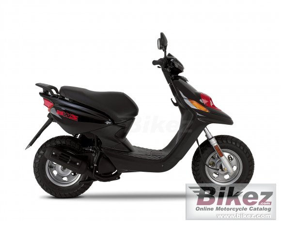 2010 Yamaha BWs Next Generation