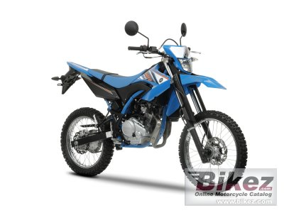 2010 Yamaha WR 125R photo