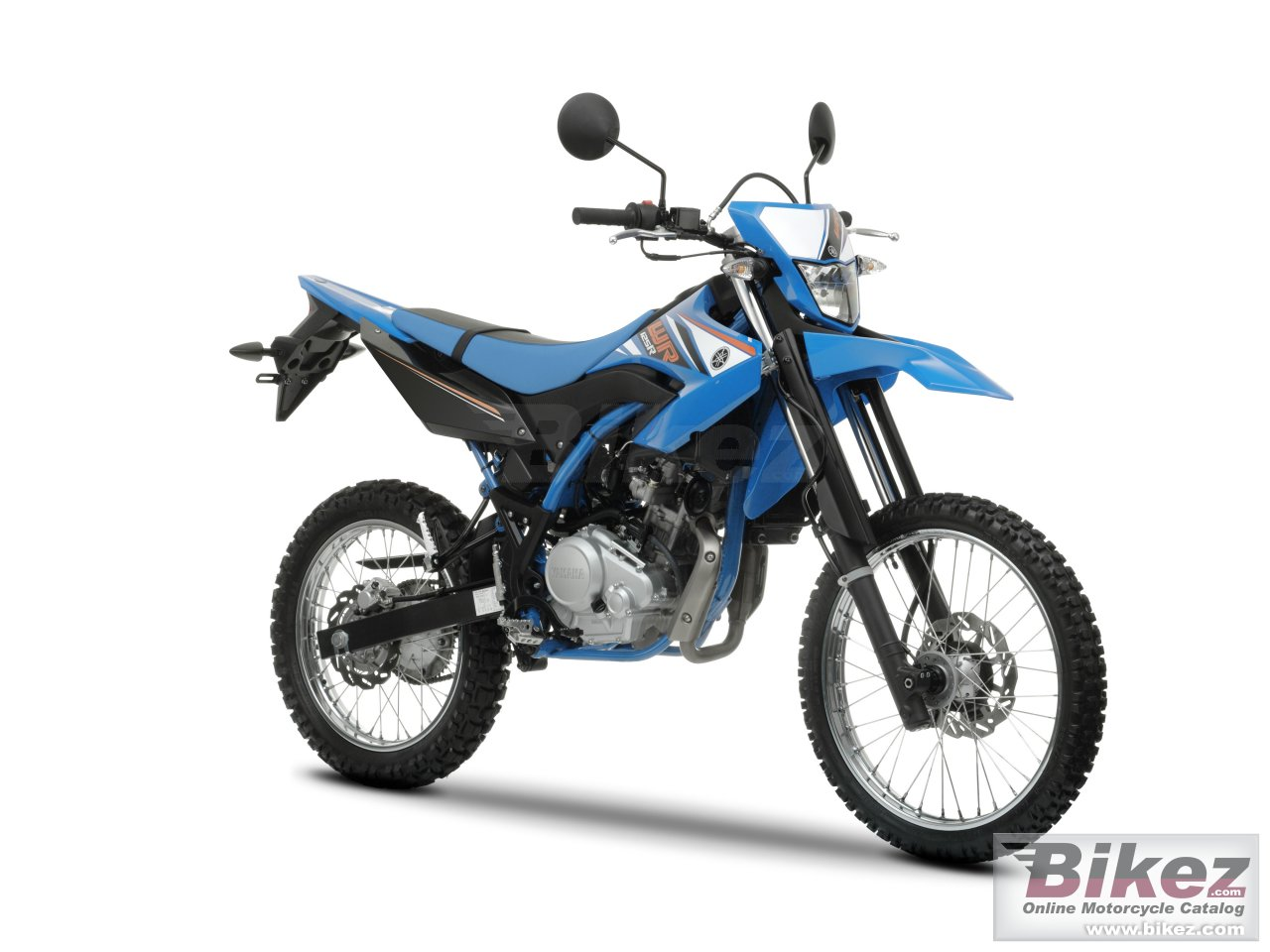 Big Yamaha wr 125r picture and wallpaper from Bikez.com