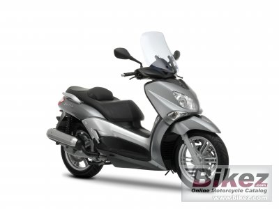 2010 Yamaha X-City 125 photo