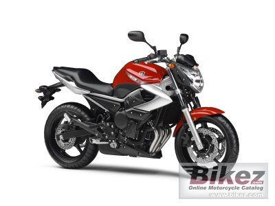 2010 Yamaha XJ6 photo