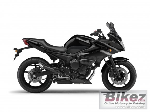 2010 Yamaha XJ6 Diversion ABS