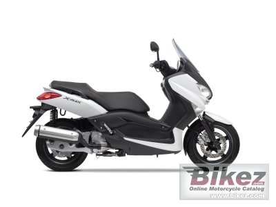 2010 Yamaha X-Max 125 photo