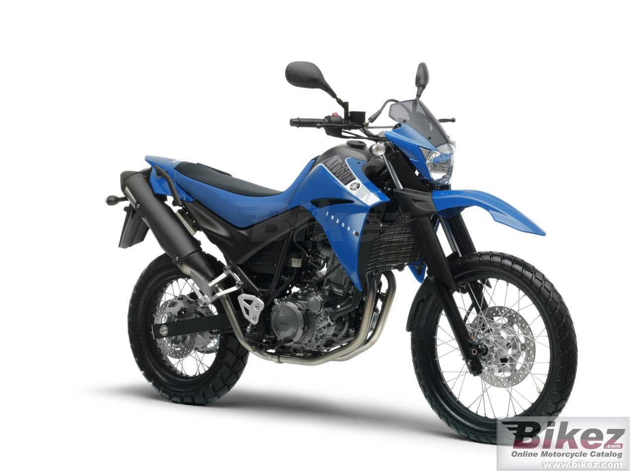 Big Yamaha xt 660r picture and wallpaper from Bikez.com