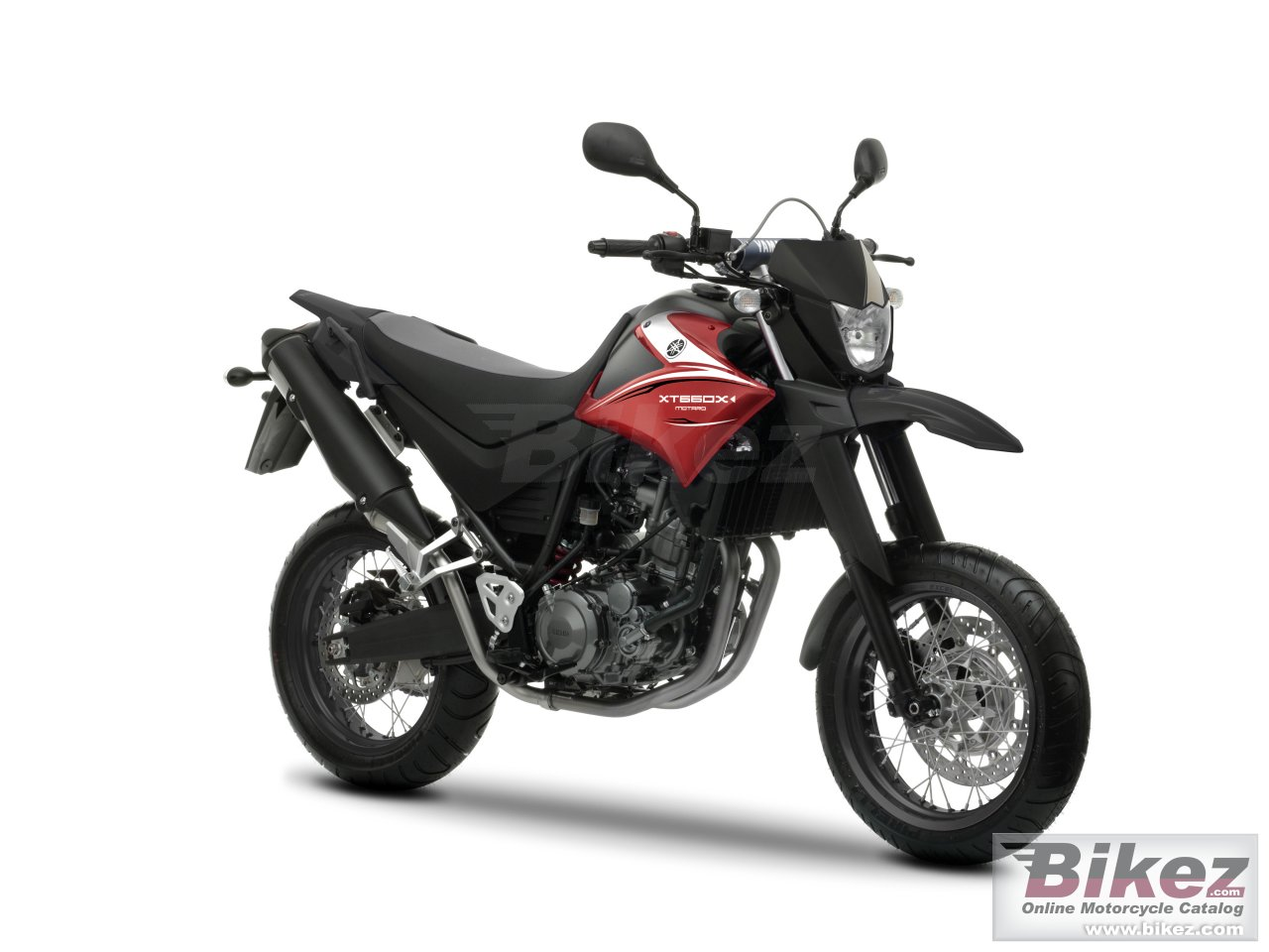 Big Yamaha xt 660x picture and wallpaper from Bikez.com