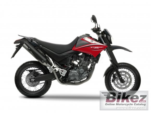 2010 Yamaha XT 660X photo