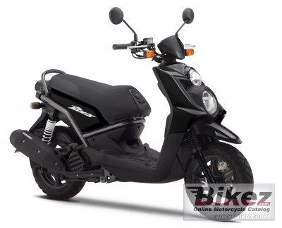 2010 Yamaha BWs 125