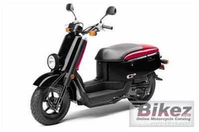 2010 Yamaha C3