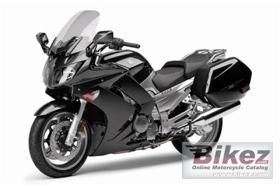 2010 Yamaha FJR1300AE