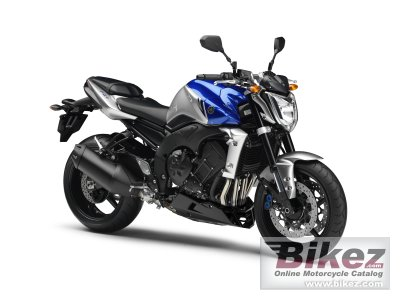 2010 Yamaha FZ1 ABS specifications and pictures