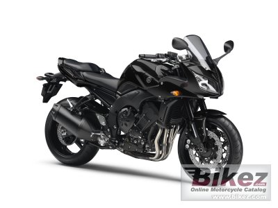 2010 Yamaha FZ1 Fazer specifications and pictures