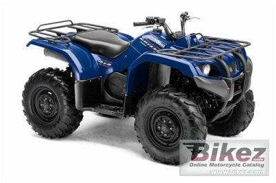 Yamaha Grizzly  Irs Review