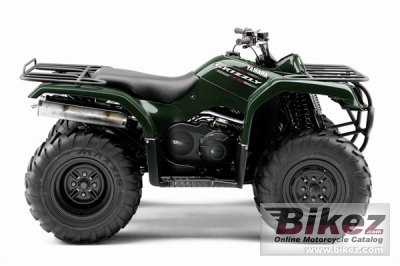 2010 Yamaha Grizzly 350 Automatic