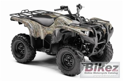 2010 Yamaha Grizzly 550 FI Auto. 4x4 specifications and pictures