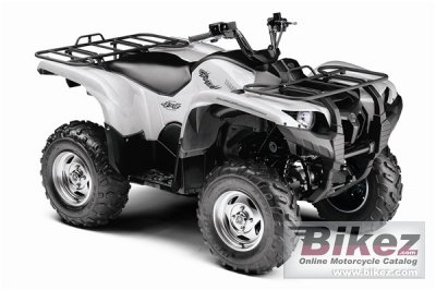 2010 Yamaha Grizzly 700 FI Auto 4x4 EPS Special Edition