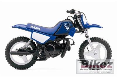 2010 Yamaha PW50
