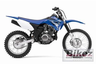 2010 Yamaha TT-R125LE