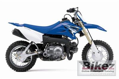2010 Yamaha TT-R50E