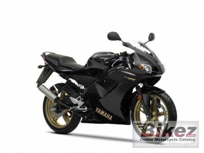 2010 Yamaha TZR 50