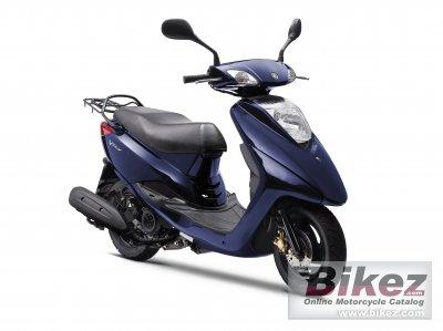 2010 Yamaha Vity