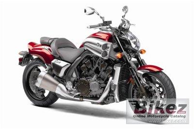 2010 Yamaha VMAX