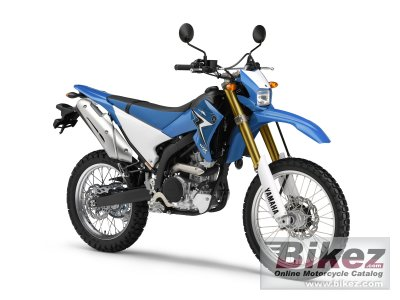 2010 Yamaha WR250R specifications and pictures