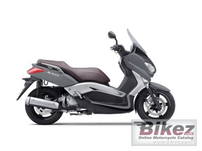 2010 Yamaha X-Max 250 specifications and pictures
