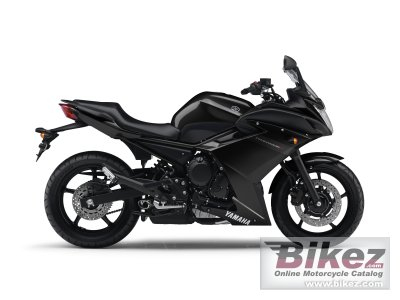 2010 Yamaha XJ Diversion F ABS