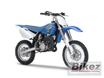 2010 Yamaha YZ85 LW
