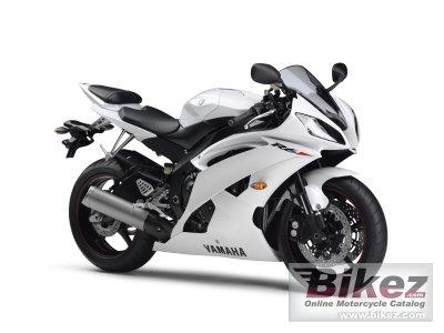 2010 Yamaha YZF-R6