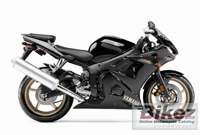 2010 Yamaha YZF-R6S