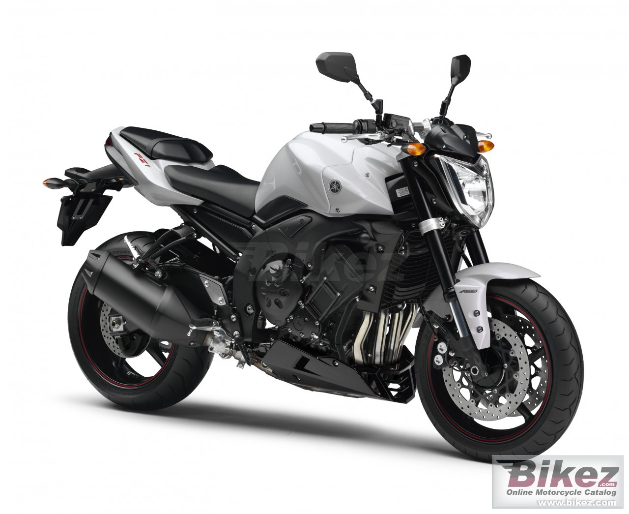 Big Yamaha fz1 picture and wallpaper from Bikez.com