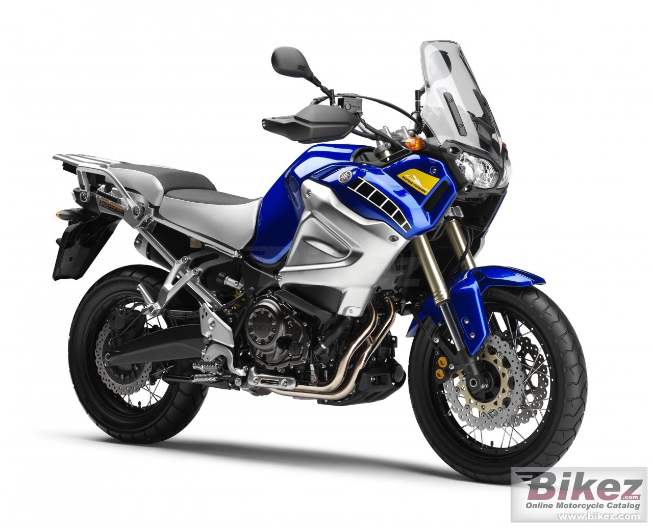 Big Yamaha xt1200z super tenere picture and wallpaper from Bikez.com