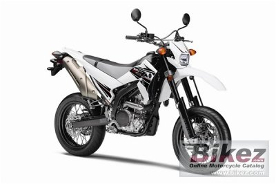 2011 Yamaha WR250X photo