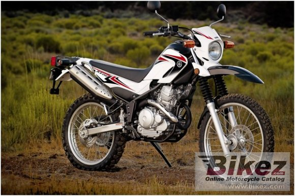 2011 Yamaha XT250 photo