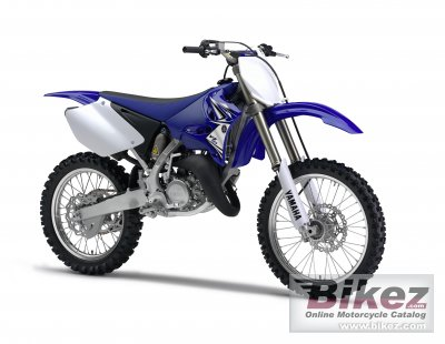2011 Yamaha YZ125 photo