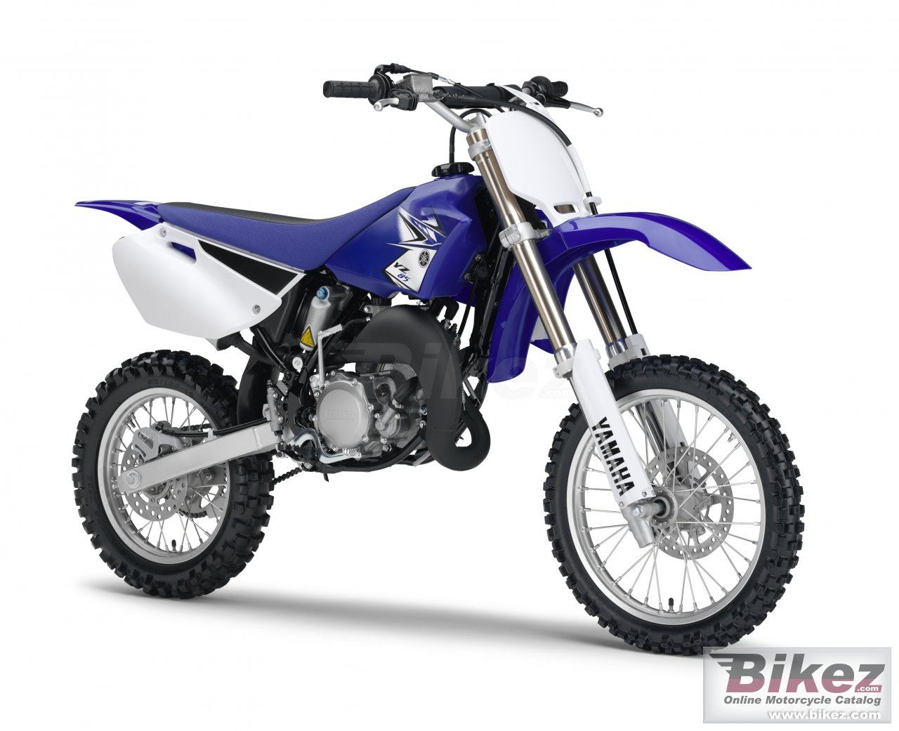 Big Yamaha yz85 picture and wallpaper from Bikez.com