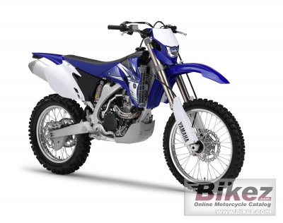 2011 Yamaha WR250F photo