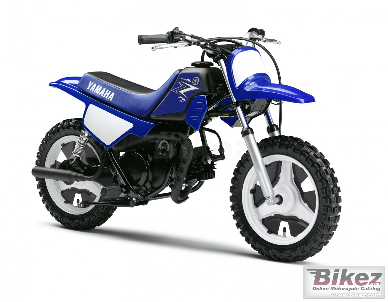 Big Yamaha pw50 picture and wallpaper from Bikez.com